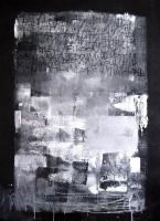 Acyrlic and Ink on Wood. (84x59cm) 2012.