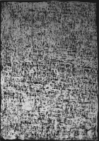 Paint and Ink on Canvas. (70x100cm) 2012.